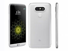 LG G5 VS987 - 32GB - Silver (Verizon) Android 4G LTE GSM Smartphone EXCELLENT