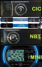 BMW CIC & NBT SAT NAV UPDATE MOVE 2019-1 FSC CODE & MAPS f30 f10 e90 e92 e60 X5
