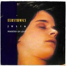 "Eurythmics - Julia - 7"" Record Single"