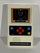 Mattel Classic Electronic Handheld Basketball Game 2003 Edition Tested And Works