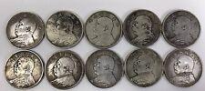"""Diez Pieza De República presidente """"yuan chino Shi Kai"""" moneda (año diez) de un año"""