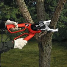 Electric Chainsaw Trimmer Alligator Garden Lopper Corded Branch Cutter Log Tree