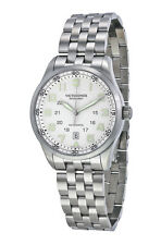 Swiss Army Airboss Mechanical Automatic Stainless Steel Mens Watch Date 241506