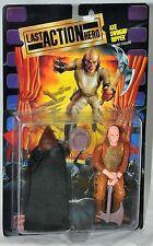 Last Action Hero Axe Swingin' Ripper Stunt figure MOC Mattel 1993