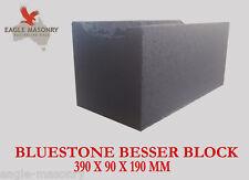 BLUESTONE Concrete Besser Blocks 390 x 90 x 190 (10.01)  MASONRY