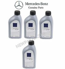 4 Quarts Genuine Power Steering Fluid fits Mercedes Dodge Sprinter 2500 3500