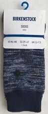 Birkenstock Men's Socks - Blue (EU39-41 / UK5.5-7.5 / US6-8) - 100-2537