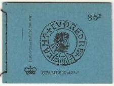 Engeland booklet DP1 MNH 1973 - British Coins / Cuthred's Penny