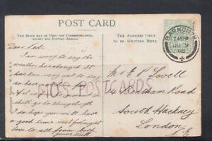 Genealogy Postcard - Lovell - 14 Bentham Road, South Hackney, London RF7272