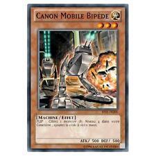 YuGiOh Canon Mobile Bipède BP01 n°200 Commune NM (Français)