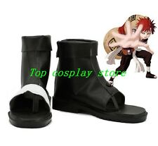 Naruto Cosplay Gaara the Kazekage Gaara Kazekage Cosplay Boots Shoes #15YJZ21