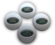 LAND ROVER FREELANDER 2 2006>15 ALLOY WHEEL CENTRE CAP 63MM SILVER LR001156