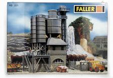 FALLER 130951 951 HO H0 OLD COUCRETE MIXING PLANT , OUDE BETONFABRIK