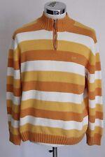 HENRY COTTON'S XXXL maglia maglione sweater jumper uomo man E4210