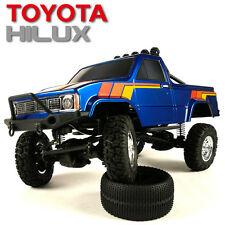 Thunder Tiger TOYOTA Hilux  1/12 PICK-UP TRUCK RTR 6603-F132-A1(US. regulations)