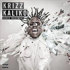 Krizz Kaliko-Shock Treatment CD NEW