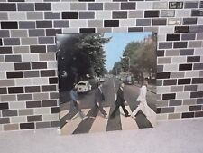 The Beatles Abbey Road LP  Vinyl Turntable Record SO-383