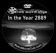 In the Year 2889 (1969) Horror, Sci-Fi Movie Dvd