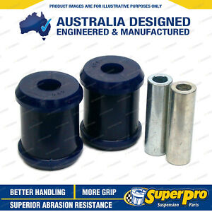 Superpro Rear Crossmember To Chassis Mount Bush Kit for Rover 2000-3500 P6