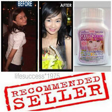 Gluta 200000mg Vitamin C Collagen Whitening Skin Aura Super Berry Anti Aging