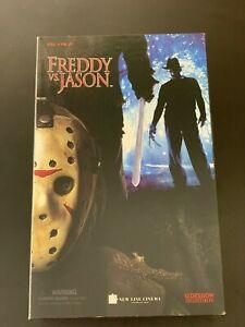 Sideshow Collectibles EXCLUSIVE Freddy vs Jason Jason Voorhees Figure BNIB.