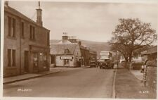BALLOCH (Scotland) : Main Road inc Post Office RP-VALENTINE'S