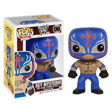 WWE Wrestling Funko POP! Rey Mysterio Vinyl Figure #06 RARE