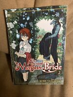 The Ancient Magus Bride Volume 2 English Manga