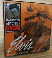 Complete 1956-62 Albums von Elvis Presley (2015)