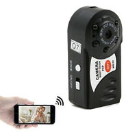 Hidden Spy Camera Mini Cam Video Security Voice Recording Night Vision 1080P HD