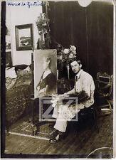MARCO de GASTYNE Peintre Décorateur Réalisateur Jeanne d'Arc Photo 1910s