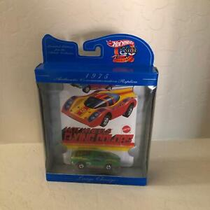 Hot Wheels Flying Colors Large Charger 1975 Authentic Commemorative Replica V37
