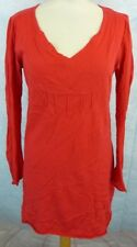 ONE STEP Robe Taille 42 Fr - Manches longues - Rouge