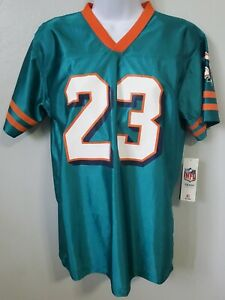 NFL Dolphins Brown Jersey 23 Size XL Boys