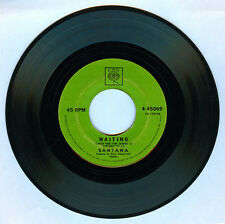 Philippines SANTANA Waiting 45 rpm Record