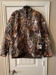 Under Armour Brow Tine Jacket/Pants Set L Realtree Edge Camo NWT