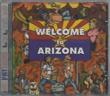 THE FATSKINS - WELCOME TO ARIZONA LAST LAUGH - (still sealed cd) - STEP CD 154