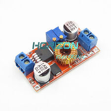 Lithium Charger Step down 5A 5V-32V to 0.8V-30V Power Supply Module LED Drive
