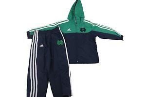 NCAA Notre Dame Fighting Irish Infant 2 Piece Windbreaker Jacket & Pants Combo