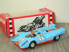 "Porsche 917 Prototipo ""Gulf"" van Mercury 308 Italy 1:43 *3151"