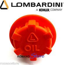TAPPO CARICO OLIO CON SFIATO ORIGINAL OIL CAP LOMBARDINI 360/400/510
