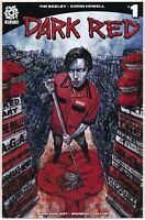 Riptide #4 Red 5 Comics 1st Print Optioned Low Print Run