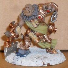 Madrak Ironhide, Thornwood Chieftain Warlock Trollbloods Hordes PIP 71056 c