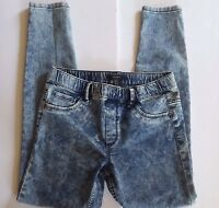 Forever 21 Women's Mid Rise Stretch Skinny Leg Jegging Jeans Size 26