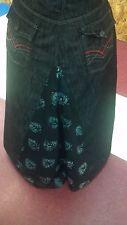 Custom Made Denim Skirts