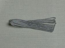 Argento Metallico 3 strati 1mm Thread