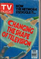 1978 TV Guide April 22 - Ringo Starr; Natalie Cole; Russian news; Husbands,wives