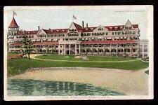 1907 hotel rock-mere marblehead massachusetts postcard