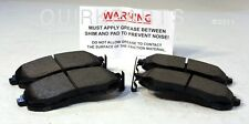 1995-2003 Nissan Maxima | Front  Brake Pad Kit Value Advantage GENUINE OEM