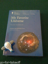 My Favorite Universe DVD - Neil deGrasse Tyson- Teaching Company / Great Courses